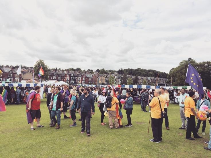 Pride Sheffield 2017
