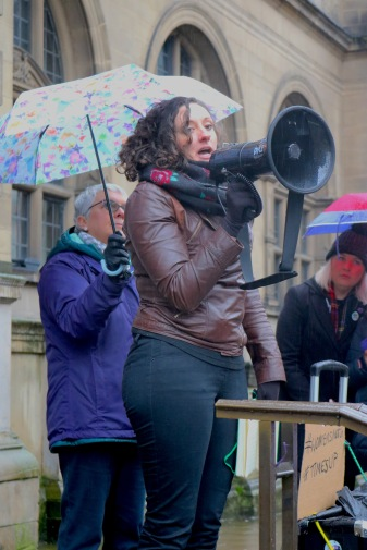 Lara Bundock, The Snowdrop Project